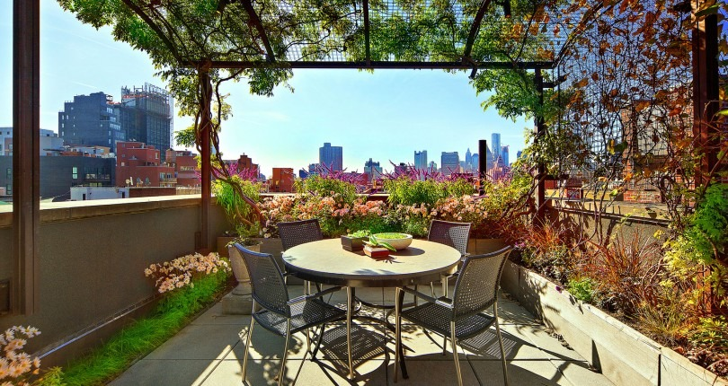 Rooftop Garden Design Ideas and Tips | Pars Diplomatic Real Estate