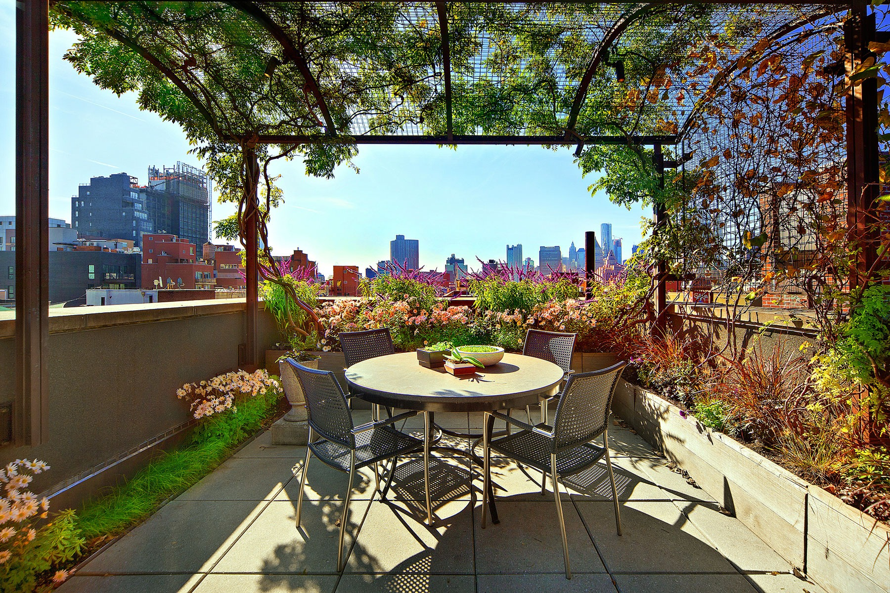 Rooftop Garden Design Ideas And Tips Pars Diplomatic Real Estate