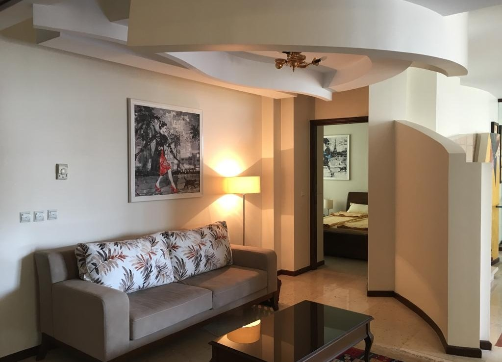 Furnished Apartment For Rent In Tehran Elahiyeh
