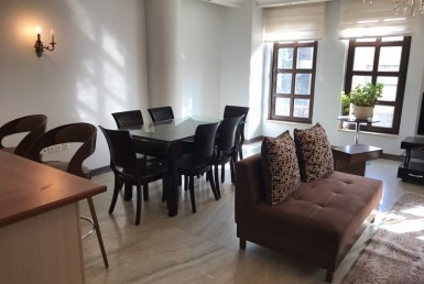 furnished apartment in Tehran Park Way