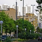 Saadat Abad neighborhood