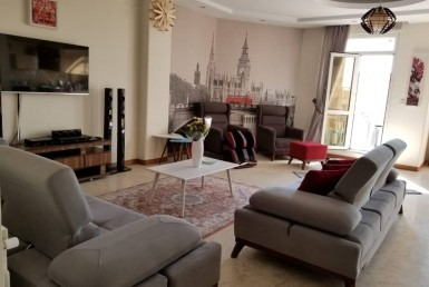 fully furnished apartment in Tehran Yusef Abad
