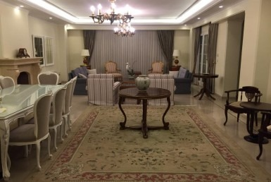 Penthouse for rent in Tehran Zafaraniyeh