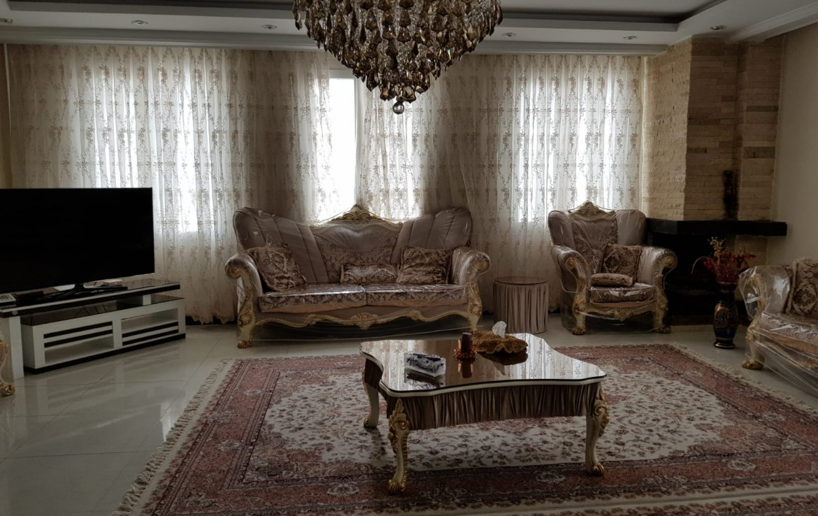 furnished apartment for renting in Tehran Saadat Abad