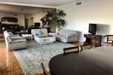 furnished apartment for rent in Tehran Shahrak-e Gharb