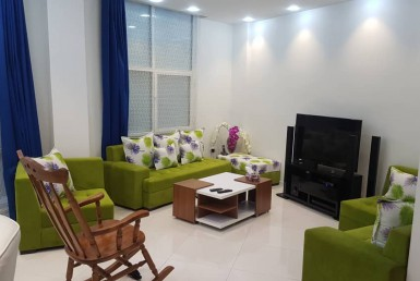 rental furnished apartment in Tehran Zafaraniyeh