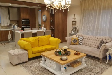 modern furnished apartment for rent in Tehran Tajrish