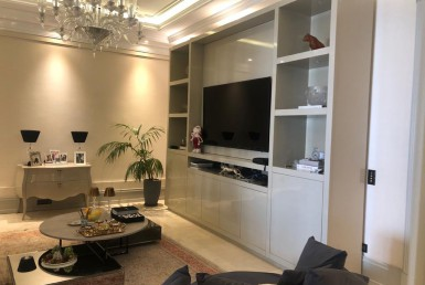 Rental furnished penthouse in Tehran Elahiyeh