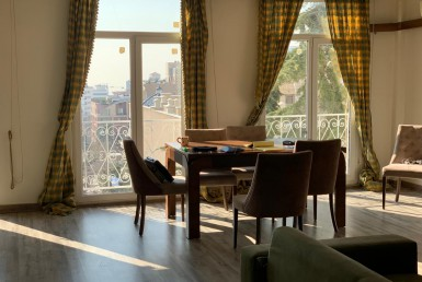 furnished apartment for rent in Tehran Aghdasieh