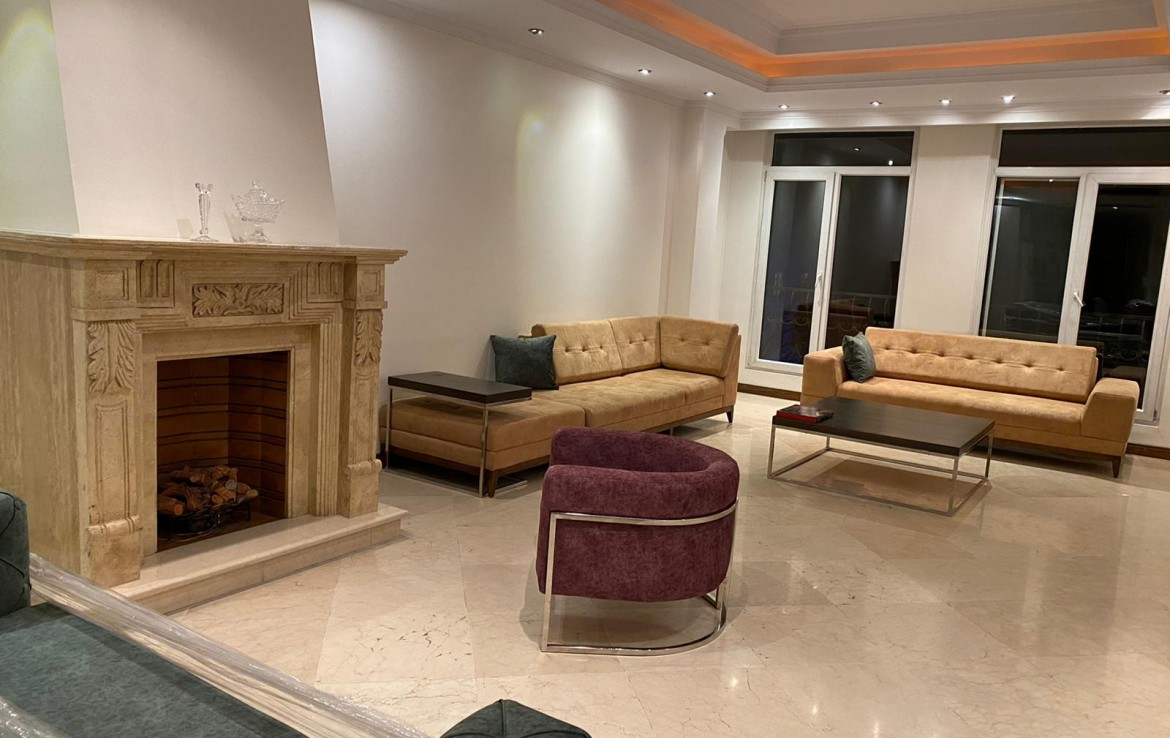 rental furnished apartment in Tehran Elahiyeh