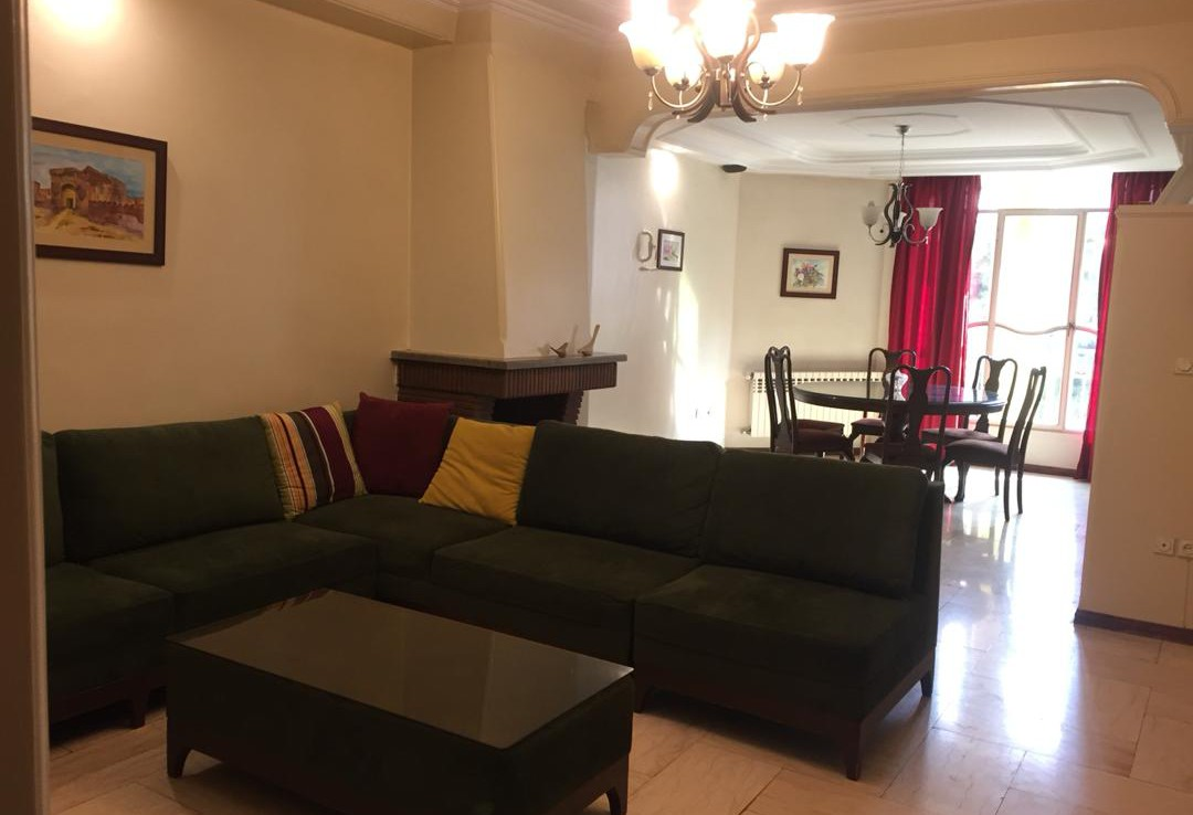 Furnished apartment for renting in Tehran Qeytariyeh