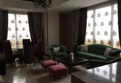 furnished apartment for rent in Tehran Mahmoodiyeh