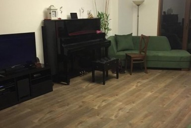 furnished apartment for rent in Tehran Soheyl St