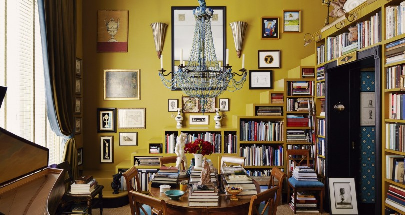 6 Useful Tips for Shelving Your Home Library