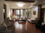 fully furnished apartment for renting in Tehran Saadat Abad