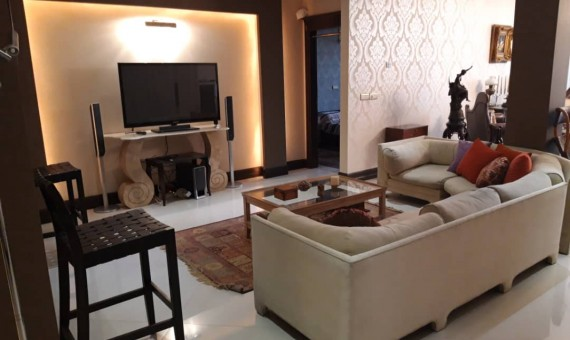 fully furnished flat for renting in Tehran Velenjak