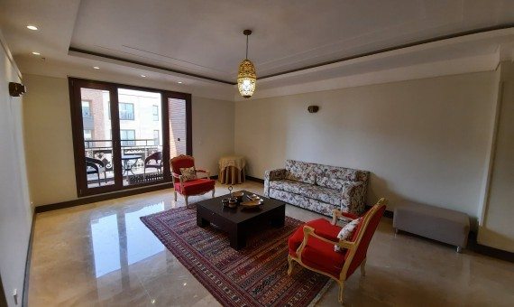 furnished apartment for rent in Tehran Darrous