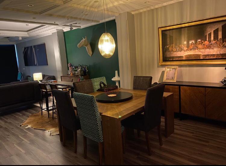 furnished apartment for renting in Tehran Tajrish