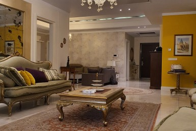 furnished apartment for renting in Tehran Fereshteh