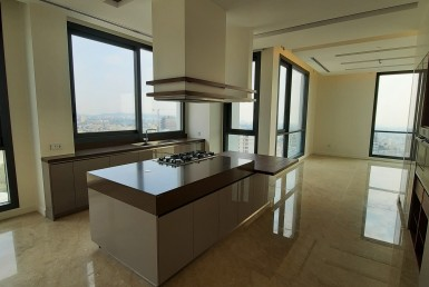 brand new penthouse for renting in Tehran Zafaraniyeh