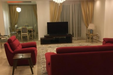 rental furnished apartment in Velenjak Tehran