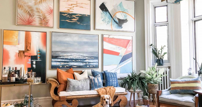 11 Need-to-Know Tips for Designing a Gallery Wall