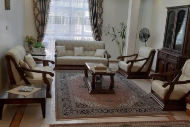 fully furnished apartment for renting in Tehran Park way