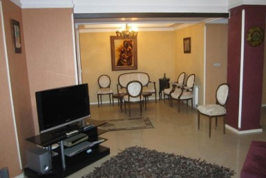 furnished flat for renting in Jordan Tehran