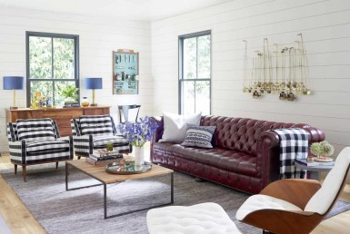 Add Impact Above Your Sofa