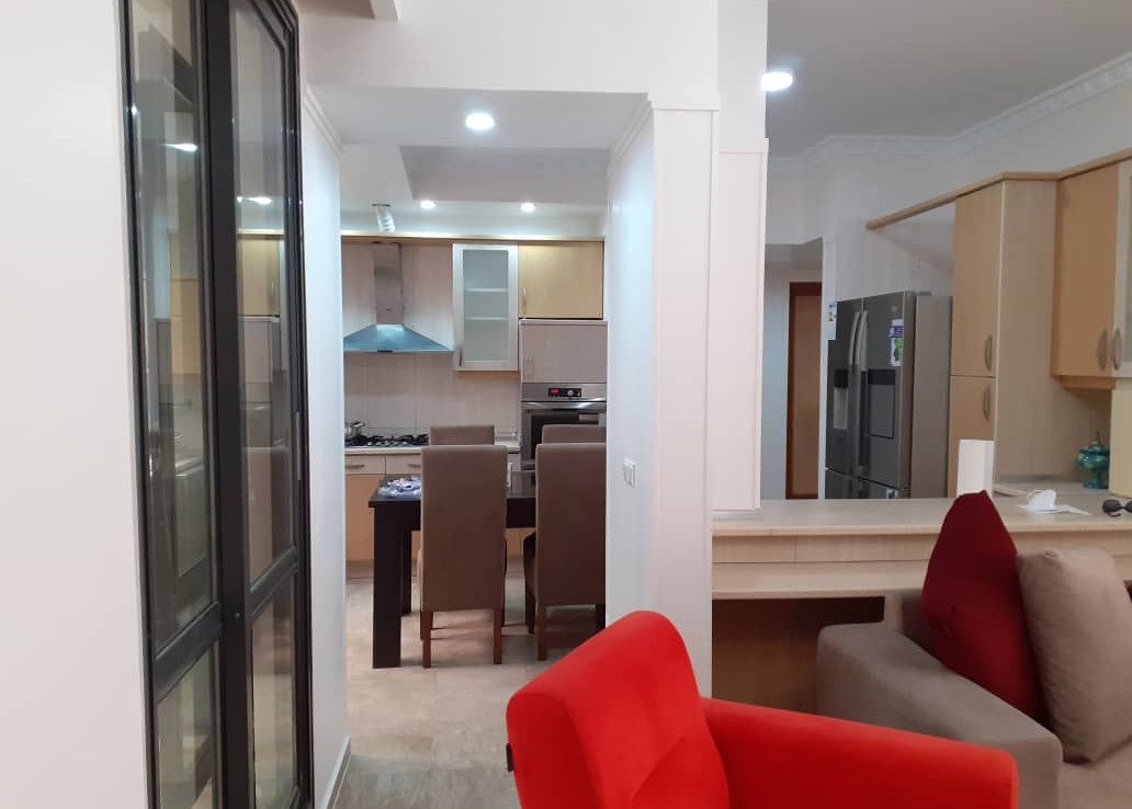 fully furnished flat for renting in Fereshteh Tehran
