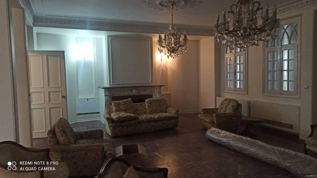 duplex villa for renting in Kamraniyeh Tehran