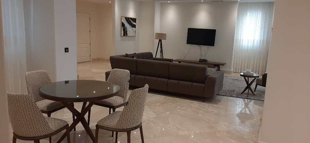 furnished apartment for renting in Tehran Shariati