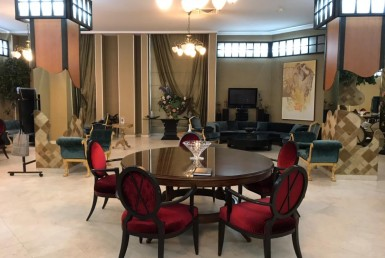 furnished flat for renting in Mahmoodiyeh Tehran