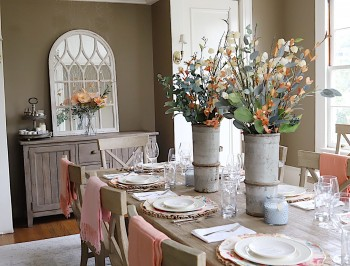 Update your home for spring