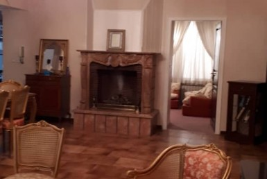 fully furnished flat in Tehran Zafaraniyeh