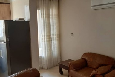 furnished apartment for renting in Tehran Shahran