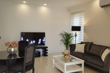 furnished apartment for renting in Tehran Mirdamad