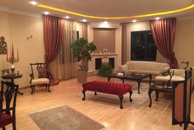 fully furnished flat for rent in Fereshteh Tehran