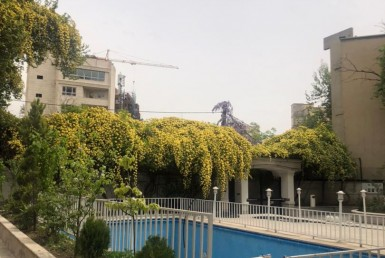 rental flat in north Tehran Fereshteh