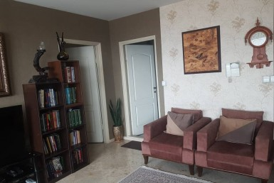 furnished flat for rent in Tehran Sa'adat Abad