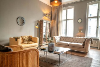 Furnishing a Temporary Apartment