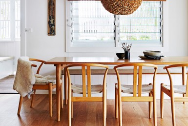 Refinish a Dining Room Table
