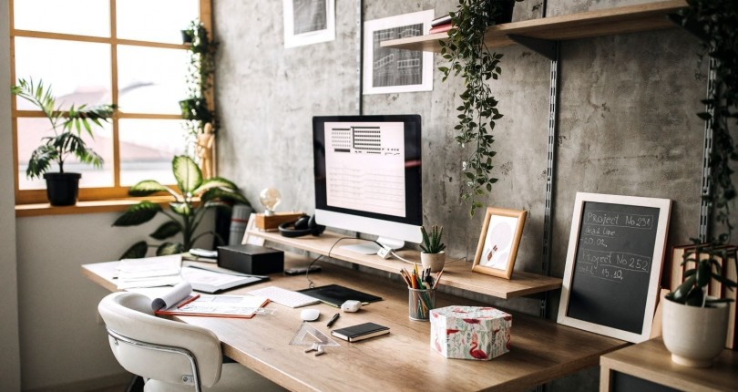 Tips For Creating a Home Office in a Small Space