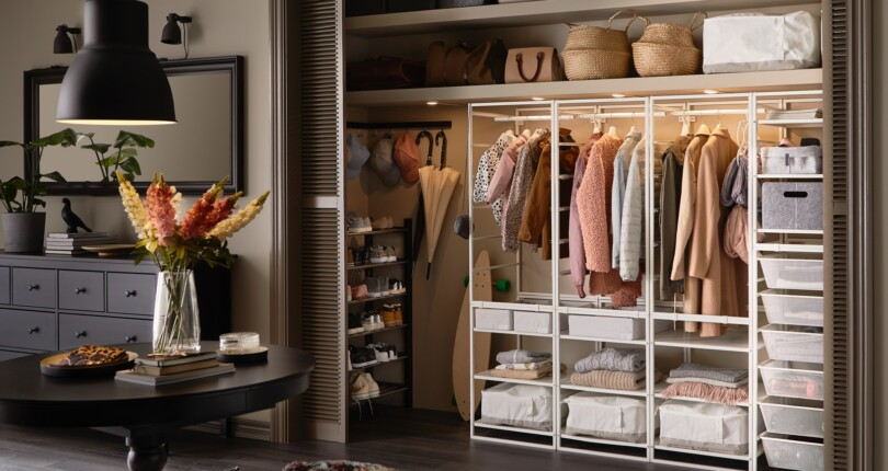 7 Tips to Choose Your Perfect Bedroom Wardrobe Design