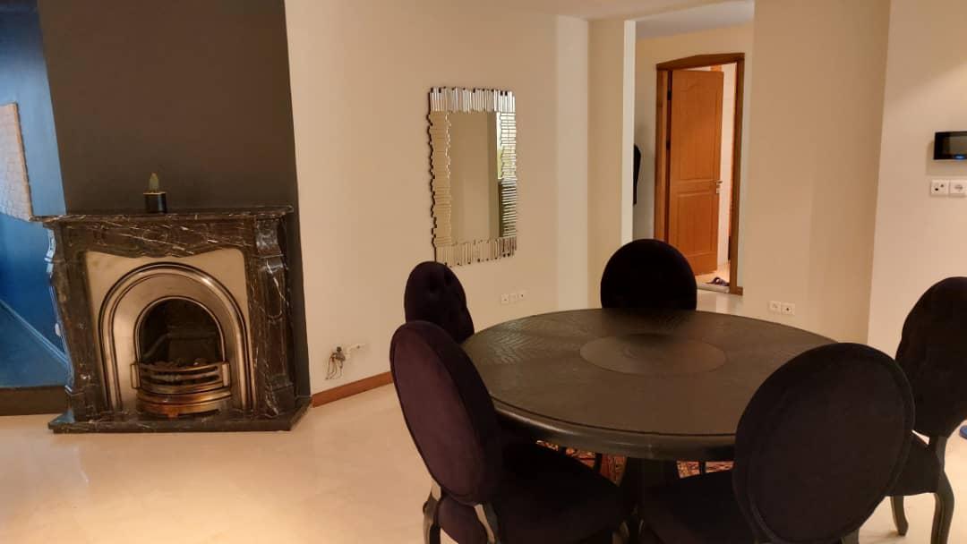 furnished flat for renting in Tehran Kamraniyeh