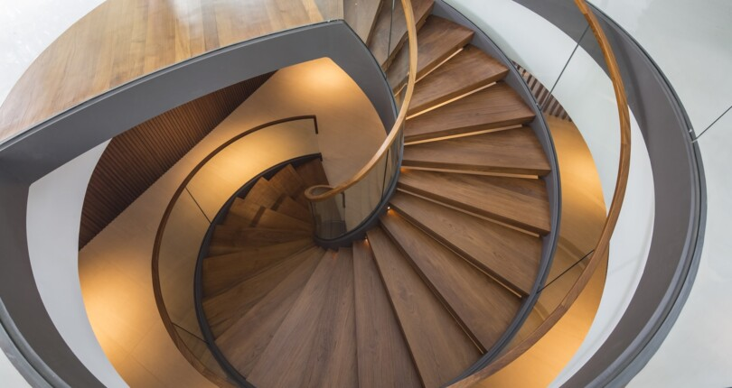5 Tips to choose your Perfect Staircase Design