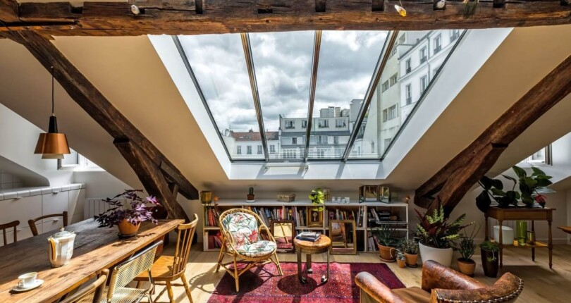 How to Smartly Design an Attic