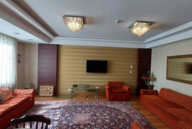 furnished flat for rent in Sa'adat Abad