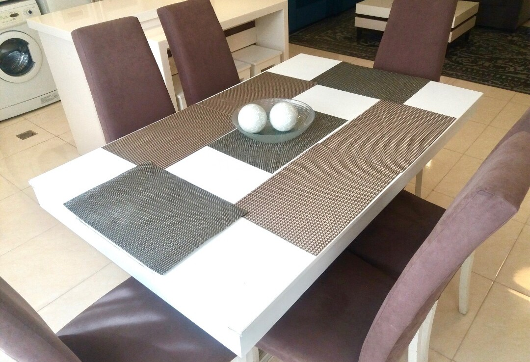 fully furnished flat for renting in Tehran Darrous